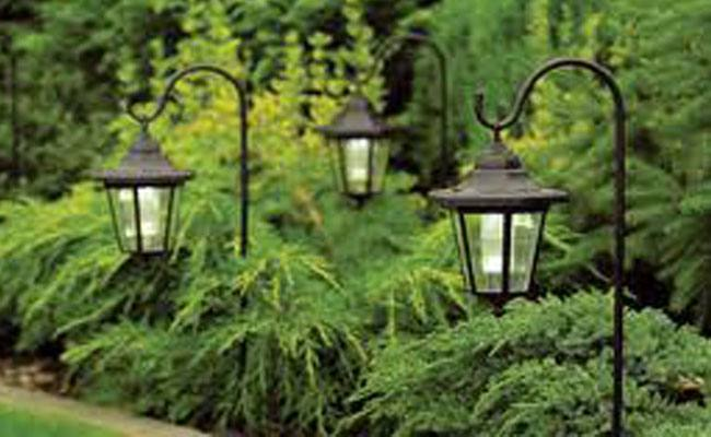 Outdoor and indoor lighting