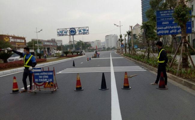 Road paint, traffic paint