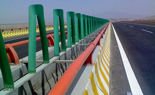 Paint roads with quality technical standards